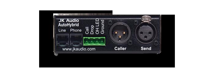 jk audio autohybrid phone patch