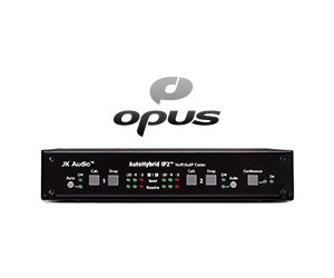 JK Audio AutoHybrid IP2 OPUS