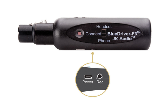 JK Audio BlueDriver-F3
