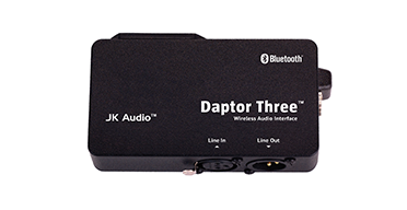 JK Audio Daptor Three