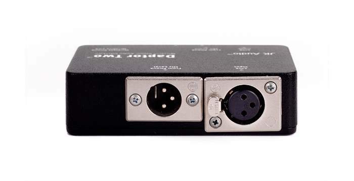 JK Audio Daptor Two Top