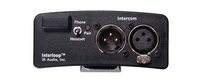 JK Audio Interloop Back