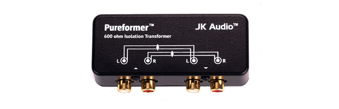 JK Audio Pureformer