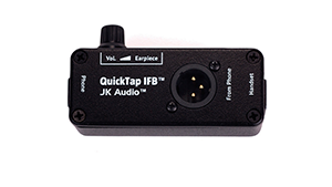 JK Audio QuickTap IFB