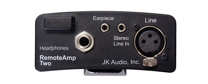 JK Audio RemoteAmp Two Back