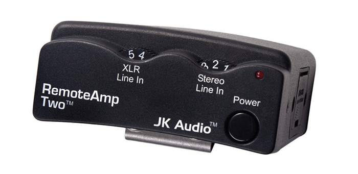 JK Audio RemoteAmp Two Front