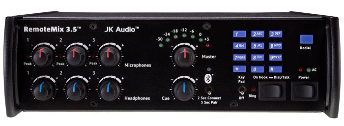 RemoteMix 3 5 - JK Audio