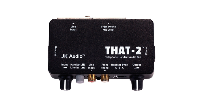 JK Audio THAT-2